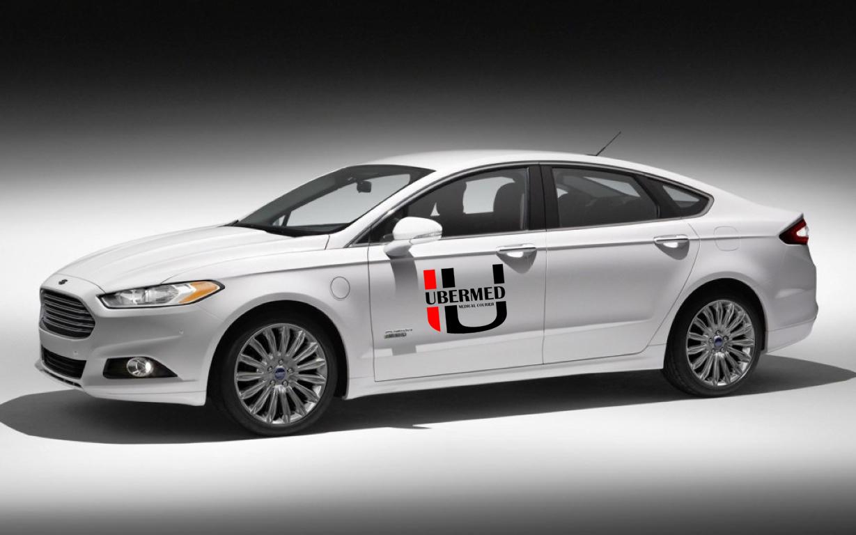UberMed LLC - Medical Courier Services - Atlanta GA | Courier Vehicle
