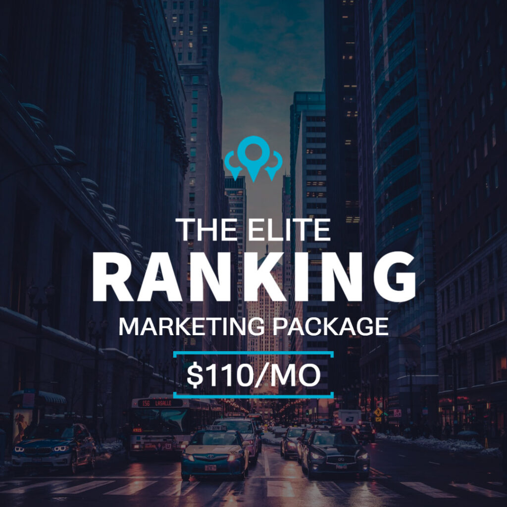 Rank In The City » Be On First Page In Search With Your Business | Search Visibility | Search Ranking | Elite Ranking Marketing Package2
