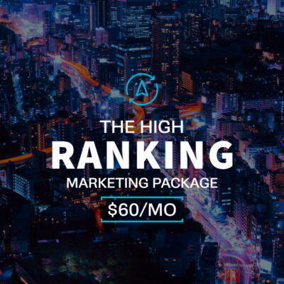Rank In The City » Be On First Page In Search With Your Business | Search Visibility | Search Ranking | High Ranking Marketing Package