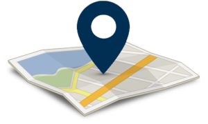 Rank In The City » Be On First Page In Search With Your Business | Search Visibility | Search Ranking | Location Map Search Icon